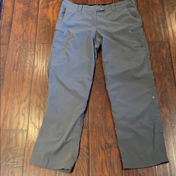 ExOfficio hiking pants convertible 16 tall
